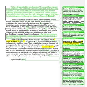 university admissions essay sample